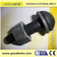 Buy cheap tor shear type ASTM A325 TC bolt-made in China from wholesalers