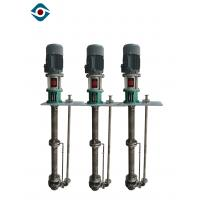Buy cheap Single Phase Vertical Immersible Pump Multistage Centrifugal Pumps for Acidic Slurry from wholesalers