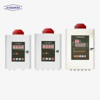 Buy cheap OC-4000 Gas detection controller, 2 4 8 channels can be chosen,gas alarm system use,LED display, explosion proof design from wholesalers