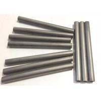 Buy cheap Fine Grain Size Tungsten Carbide Round Bar High Strength For End Mills Making from wholesalers