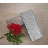 Buy cheap High Security Galvanized Steel Stud Partition , Metal Stud Partition Wall Construction from wholesalers