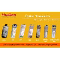 Buy cheap SFP Fiber Transceivers Cisco SFP Modules Compatible Optical Transceivers product