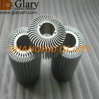 "Buy cheap 2.4"" Round LED Heatsink,Radiator,Cooler Aluminum 6063 Extrusion Profiles for LED spot light from wholesalers"