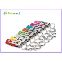 4GB 8GB Plastic Twist USB Flash Memory Stick 2.0