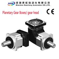 Buy cheap Compact Stepper Motor Planetary Gear Box Reducers With 60 90 180 Flange Series from wholesalers