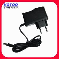 Buy cheap 6W 6V 1A DC Power Adapter 110VAC-264V AC For Radio Shack , Digital Camera Power Adapter from wholesalers