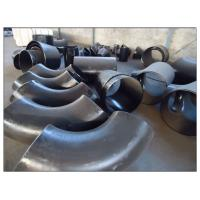 Buy cheap A234 WPB carbon steel butt welding elbows from wholesalers