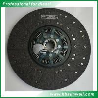 Buy cheap Black Diesel Engine Spare Parts / 1878000105 Heavy Duty Clutch Kits product