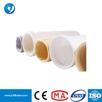 Buy cheap Industrial PPS and PTFE Dust Collector Media Filter Bag, Bag Filter from wholesalers