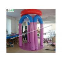 Buy cheap Shooting Basketball inflatable Outdoor Water Toys for Commercial Use from wholesalers