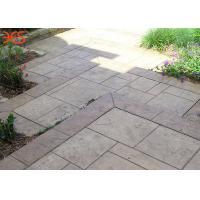 Decorative Path Concrete Dye Powder Color Hardener , Concrete Color Pigments