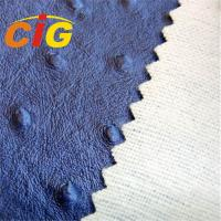 Buy cheap Embossed PU Synthetic Leather Raw Material For Making Handbags from wholesalers