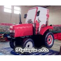 Buy cheap Customized Inflatable Tractor, Inflatable Car, Inflatable Motor Vehicle for Sale from wholesalers