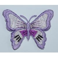 Buy cheap chenille patch butterfly embroidery NO.9002 from wholesalers