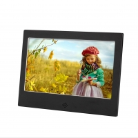 Buy cheap 7inch Digital Photo Frame With Remote Digital Photo Frame Video Player from wholesalers