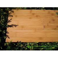 Buy cheap Waterproof Bamboo Flooring,Carbonized Color indoor bamboo flooring With Semi-matt Finish from wholesalers