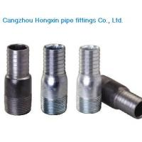 Buy cheap Galvanized swage nipples from wholesalers