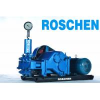 Buy cheap 60 Cylinder Diameter Exploration Core Drilling Mud Pump Flow Water Mud Coolant from wholesalers