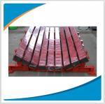 Buy cheap Dipute Mining Conveyor Belt Impact Bar impact bed impact cradle from wholesalers
