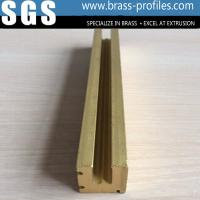 Buy cheap Anti-Corrosion u Shape Building Materials Profile In Copper from wholesalers