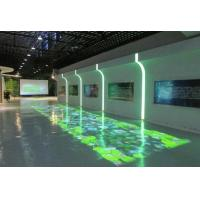 Buy cheap Indoor Advertising Interactive Floor Projectors For Exhibit Fair / Wedding Party from wholesalers