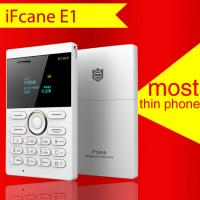 Buy cheap 1 Inch Small Size Smart Mobile Phones 160x128 35g Lightest 320mAh Card Size IFcane E1 from wholesalers