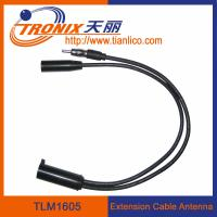 Buy cheap extension cable car antenna/ Nissan original female car antenna adaptor TLM1605 product