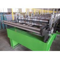 Buy cheap Floor Deck Roll Forming Machine Galvanized Steel Roofing Sheet Making Machine product