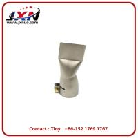 Buy cheap Hot Air Plastic Welding Machine Parts 40mm Wide Flat Nozzle Membrane Material Use Welding Tip from wholesalers