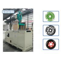 Buy cheap Industrial Vertical Injection Molding Machine For PU Transparent Kids Scooter Wheel from wholesalers