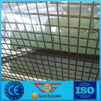Buy cheap Road Construction Material / Fiberglass Geogrid Price product