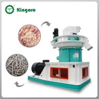 Buy cheap Superior Performance Wood Pellet Machine for biomass fuel with high capacity for Sale from wholesalers