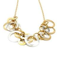 Buy cheap 2012 fashion Jewelry Display Trays Chain Mixed Metal Necklace for Party from wholesalers