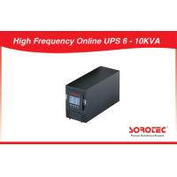 Buy cheap LCD 50Hz / 60Hz High Frequency Online UPS 3KVA / 2.1KW for Office from wholesalers