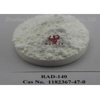 Buy cheap High Purity SARMS Raw Powder For Lean Muscle Rad140 Powder CAS 118237-47-0 from wholesalers