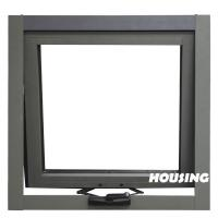 Buy cheap Double Glazing Aluminum Awning Window With Powder Coating Finished from wholesalers