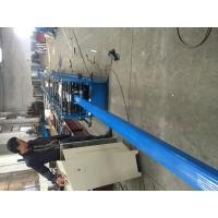 Buy cheap Rain Gutters Installation Downspout Roll Forming Machine TUV Approval from wholesalers