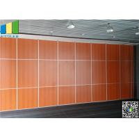Buy cheap MDF Movable Sliding Door Aluminum Track Plywood Panel surface from wholesalers