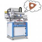Buy cheap Flat Bed Silk Screen Press Machine , Aluminum Platform Automatic Silk Screen Press from wholesalers