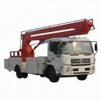 Buy cheap 4 x 2 Hydraulic Aerial Cage from wholesalers