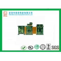 Buy cheap Six layer rigid flex pcb manufacturer , rigid flex printed circuit boards from wholesalers