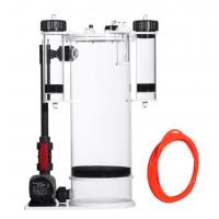 Buy cheap Aquarium acrylic calcium reactor CR-140 with DC-3000 pump for 600L water fish tank from wholesalers