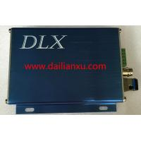 Buy cheap 3G-SDI 3G 1080P/60fps Video Fiber Optical Converter with RS485 data from wholesalers