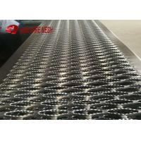 Buy cheap Hot Dipped Galvanized Plate Perforated Metal Mesh Safety Grating Walkway Anti - Rust from wholesalers