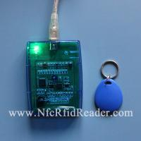 Buy cheap 13.56 Mhz Contactless Smart Card Reader from wholesalers