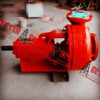 Buy cheap BETTER Mission Magnum 6x5x14 Centrifugal Slurry Pumps Complete w/Mechanical Seal RH Impeller 14 Red Painting from wholesalers