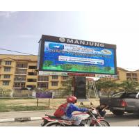 Buy cheap Radiant hd advertising led video wall rental P3.91 Super Clear Vision from wholesalers