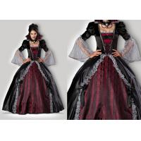 Buy cheap Vampires Of Versailles 1083 Womens Halloween Costumes , Gray Red Scary Halloween Costumes from wholesalers