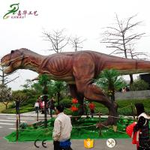 Buy cheap Customized vivid Jurassic Park  animatronic dinosaur simulation from wholesalers