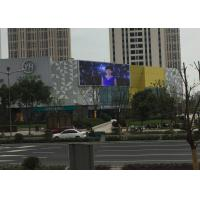 Buy cheap Fixed Installation P10 SMD LED Screen , Full Color LED Display SMD3535 LED Package from wholesalers